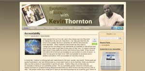 Evolution of Man with Kevin Thornton